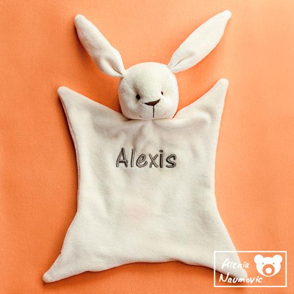 Doudou bio Alexis