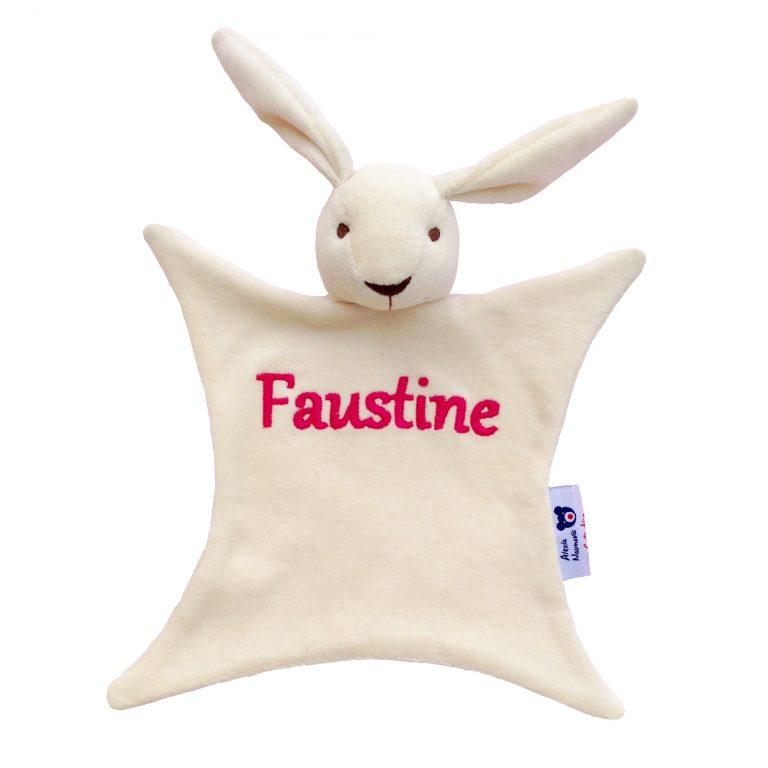 Doudou bio Faustine